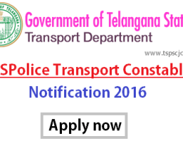TSTransport recruitment 2016