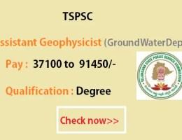 tspsc assistant geophysicist - img