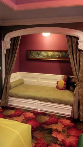 DSC 4155 e1455699971567 281x500 【ディズニーランドホテル】ティンカーベルルームに宿泊しました!