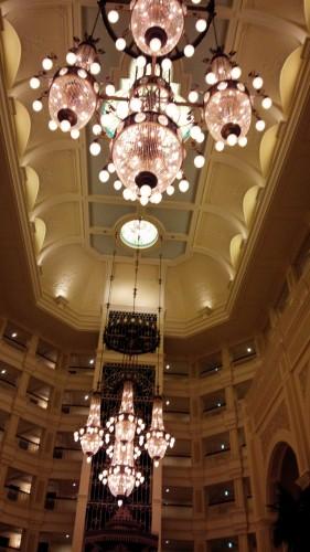 DSC 4181 e1455700044242 281x500 【ディズニーランドホテル】ティンカーベルルームに宿泊しました!