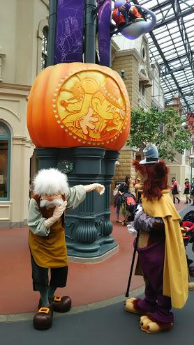 DSC 0882 ディズニーランドのハロウィン!その2☆2016年秋ディズニー旅行