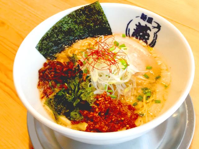 麺屋燕-辛味噌