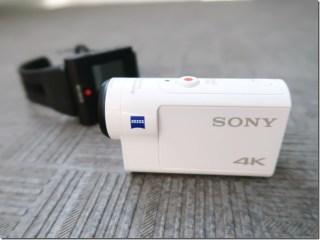 空間光学ブレ補正搭載のFDR-X3000はようやく使える映像レベルになったと思う。