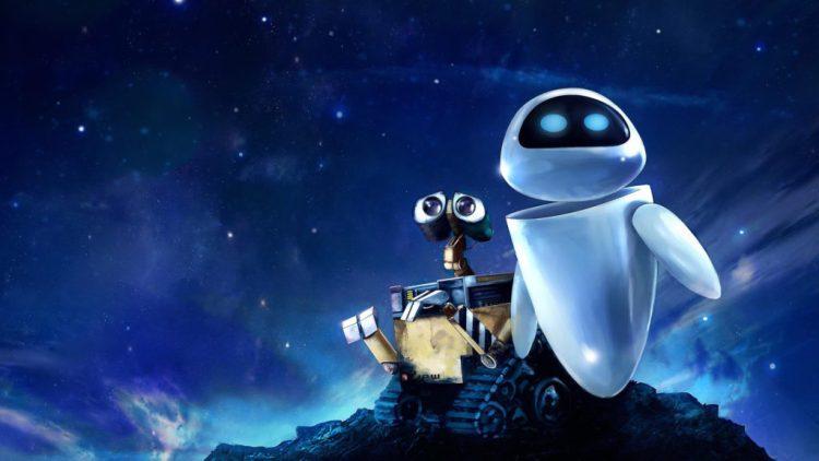 Dystopian film WALL-E