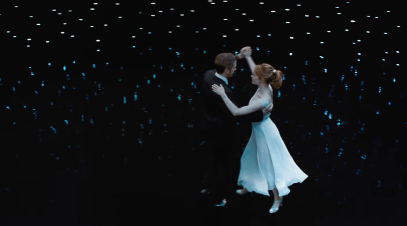 Emma Stone and Ryan Gosling, La La Land