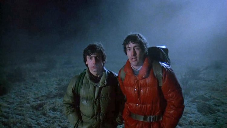 David Naughton and Griffin Dunne, An American Werewolf in London (Freaky Friday)