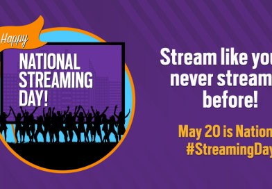 Happy National Streaming Day!