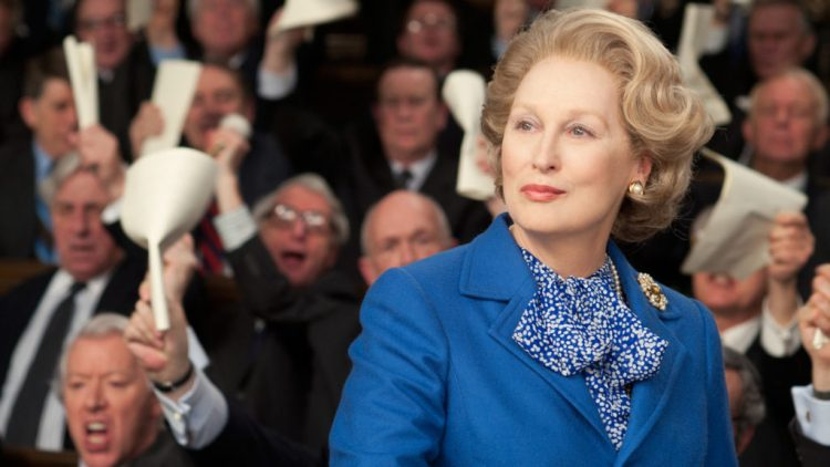 Meryl Streep Movies Streaming on Tubi: Iron Lady