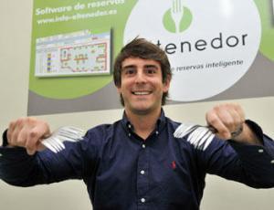 Marcos Alves (Fundador de Eltenedor.es)