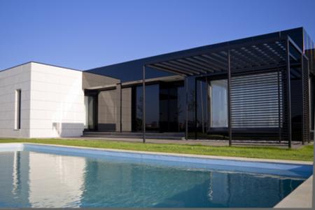 Casas modulares modernas economicas al m s alto nivel - Casas prefabricadas de hormigon valencia ...