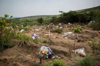 DRCONGO-UNREST-MASS-GRAVE