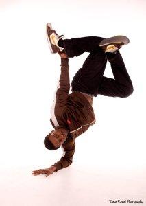 2012 Dancer of The Year - Mike Smith aka Bboy Troublez