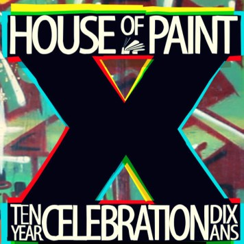 2013 Outstanding Production - House Of Paint