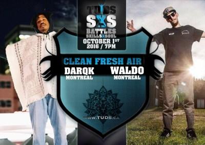 Darqk and Waldo