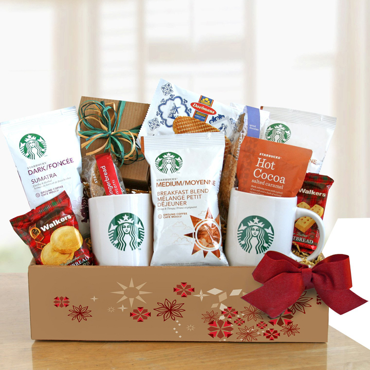 Starbucks Gift Box TueNight.com