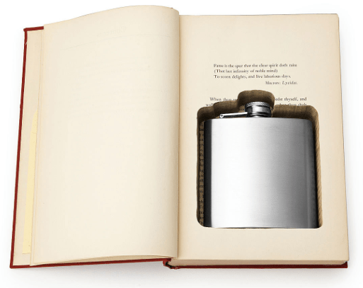 TueNight gift guide holiday gifts flask