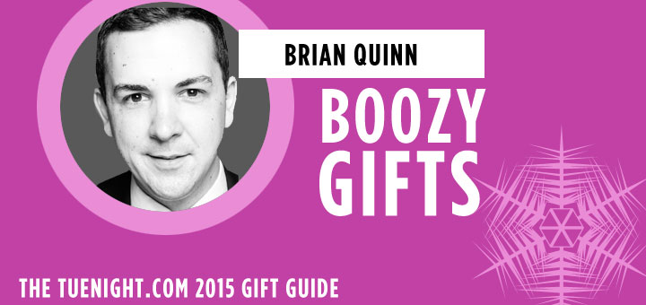 tuenight gift guide brian quinn liquor