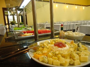 Buffet a kilo (25) MENOR