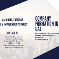 General Trading Import & Export Trade License in UAE