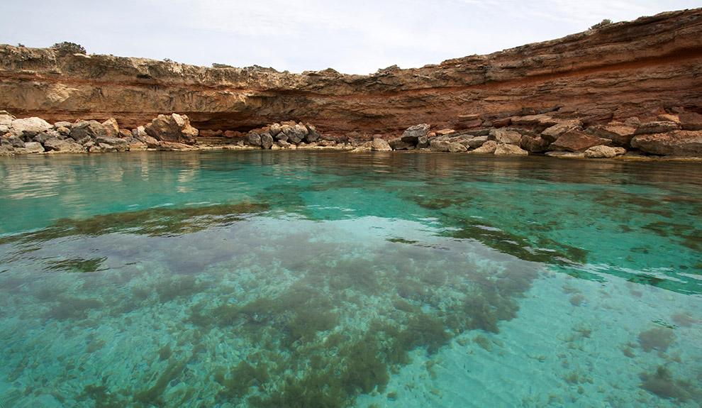 La gran belleza de formentera islas baleares espa a for Oficina turismo formentera