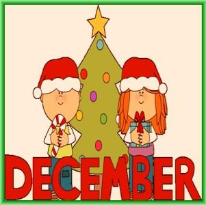календарь путешествий по миру в декабре - december-worldwide