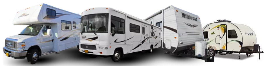 RV Motor Home Rentals in Oregon