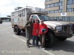 Rita Boussemaere, from Wijngaard Natie Logistics – Atlantic nv, (www.wijngaardnatie.be) had everything under control.
