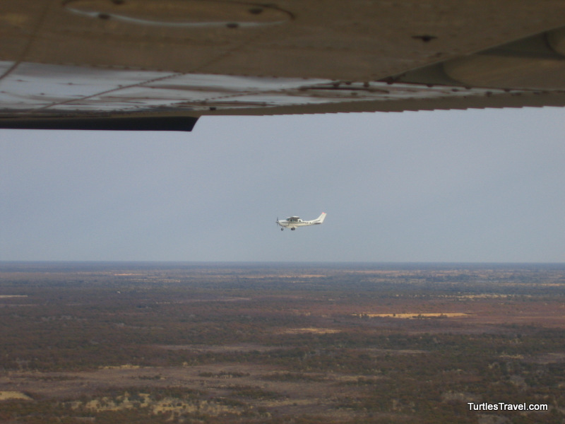 Okavango Fly Over