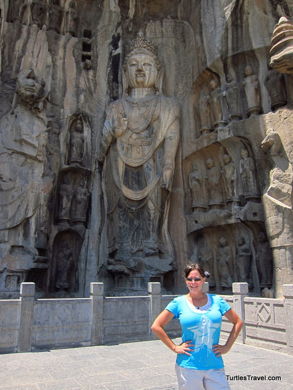 T with Some HUGE Carvings