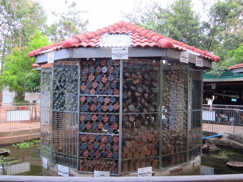 Cambodia Land Mine Museum