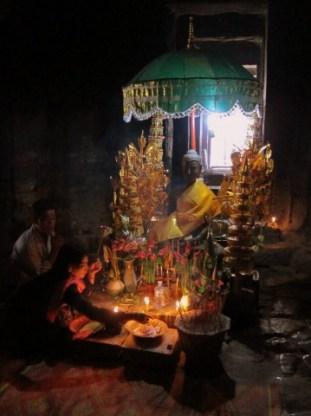 Angkor Offerings