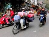 Moto Delivery, Hanoi