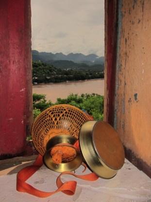 Alms Bowl, Luang Prabang