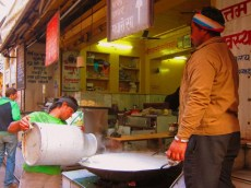 Streetside Chefs, Pushkar