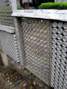 Beer Can Gate