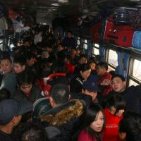 Surviving the Overnight Hard Seat: Xi'an to Pingyao