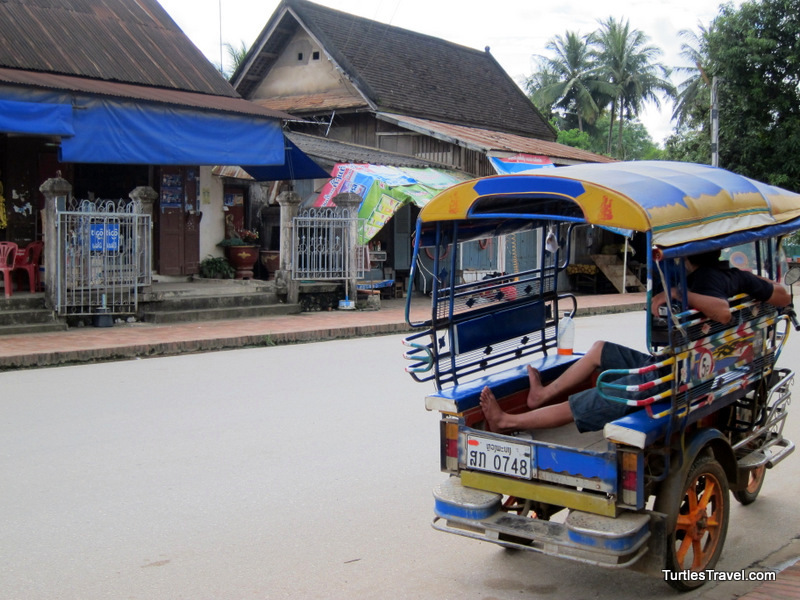 Tuk Tuk transportation mode