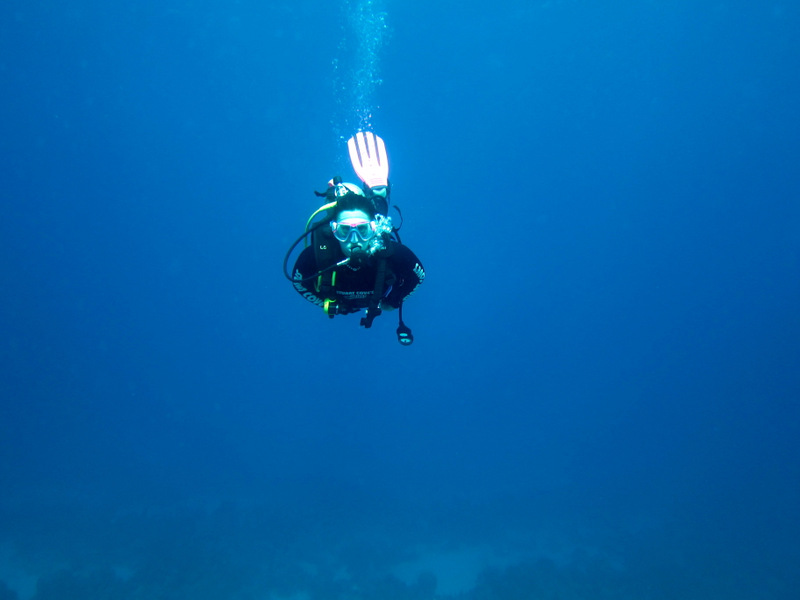 Stuart Cove SCUBA Dive