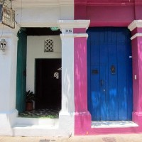 Cartagena Doors: Infinitely Photogenic