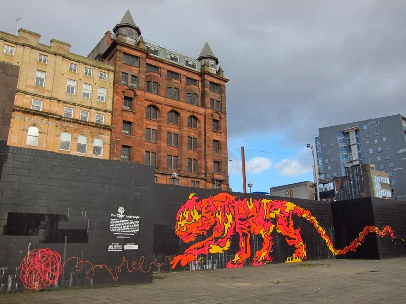 Glasgow Wall