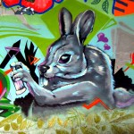 Bad Rabbit Graffiti
