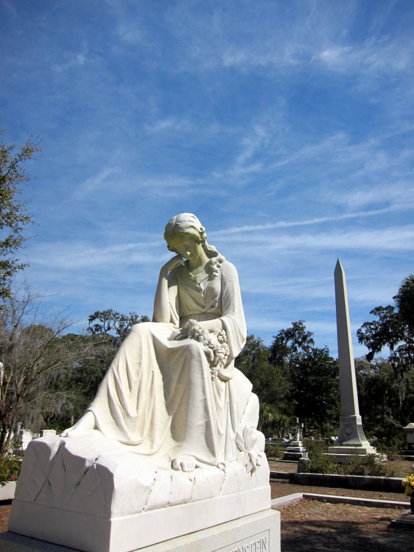 Bonaventure Cemetery in Savannah, GA
