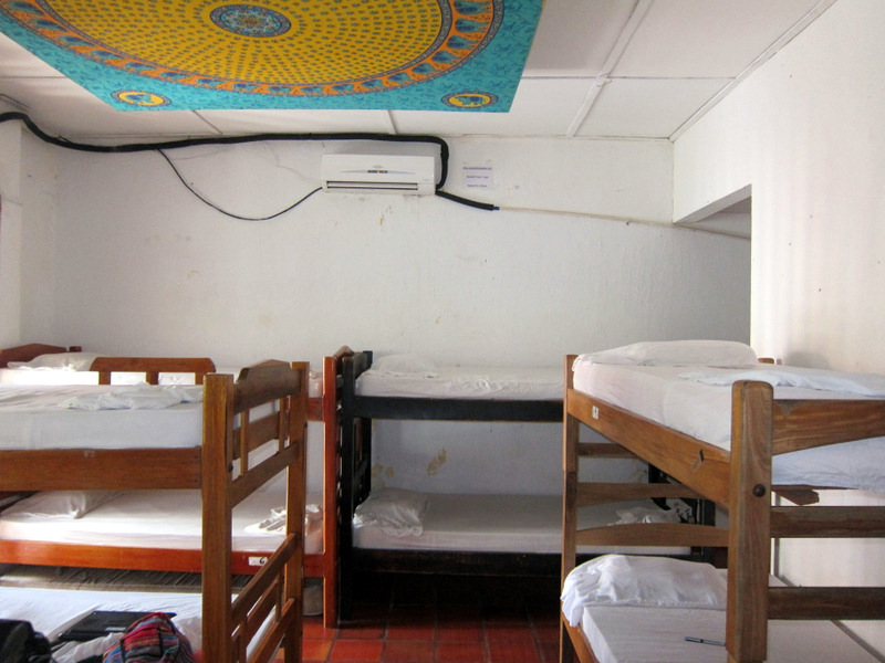 Hostel in Cartagena, Colombia