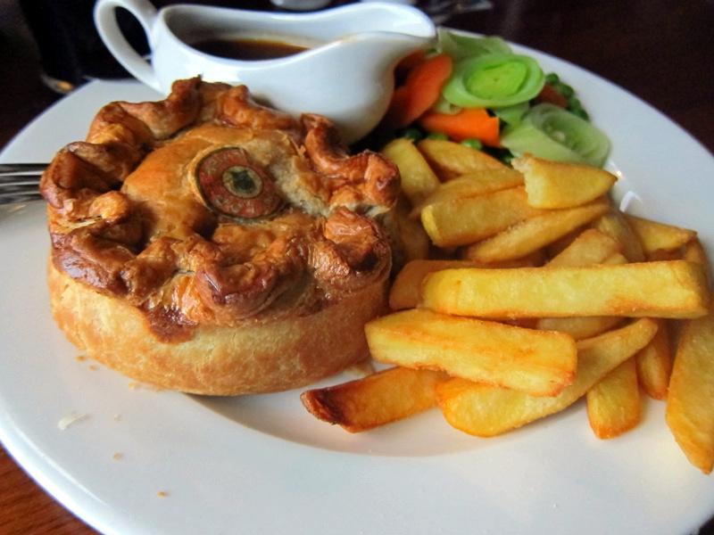 Greenwich Pub Food