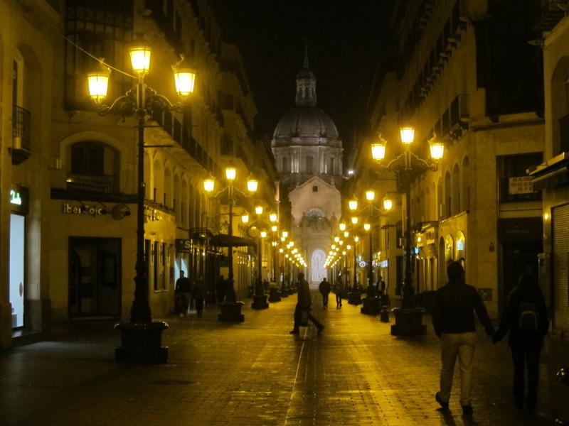 Calle de Alfonso I, Zaragoza