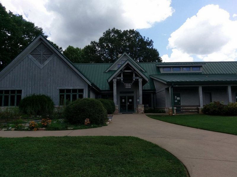 Crowders Mountain State Park Visitors Center