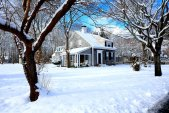 Classic Cape Winter Scene