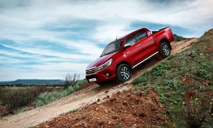 Nowa Toyota Hilux – legenda trwa