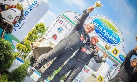 Potrójne podium dla RMF 4RACING Team