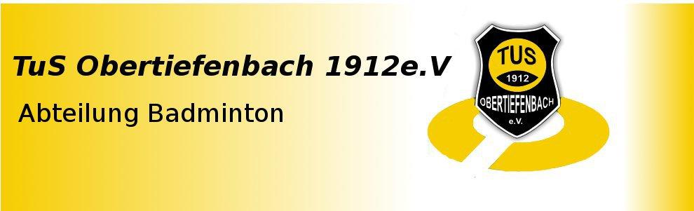 TuS Obertiefenbach 1912 e.V.